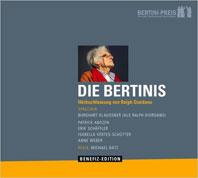 Die Bertinis - Hoerbuch