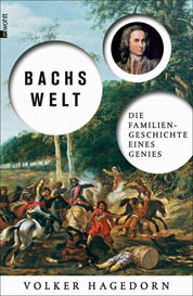 Bachs Welt - Buchumschlag