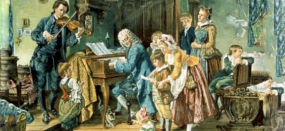 Bachs Welt die Familiengeschichte eines Musikgenies
