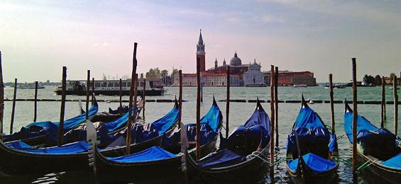 """Donna Leon: """"Gondola"""" – Geschichten und Musik aus Venedig"""