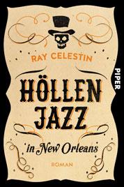 Höllenjazz in New Orleans Buchumschlag