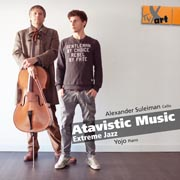 Atavistic Music: Extreme Jazz