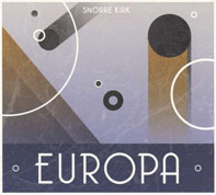 Snorre Kirk Europa Cover