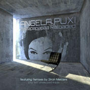 Angela Puxi: Badapapapaa Reloaded COVER