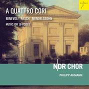 NDR-Chor: A Quattro Chori – Wenn der Klang den Raum erobert
