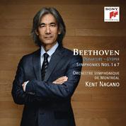 Beethoven: Departure – Utopia. Symphonies Nos. 1 & 7