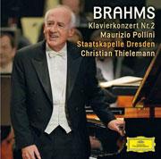 Brahmns - Pollini-Thielemann