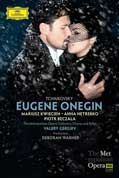 DVD Cover Eugen Onegin