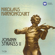 Strauss - Harnoncourt