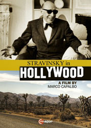 Cover Stravinsky in Hollywood