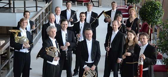Richard Strauss: Vom Wind gespielt – Blaesersonatinen