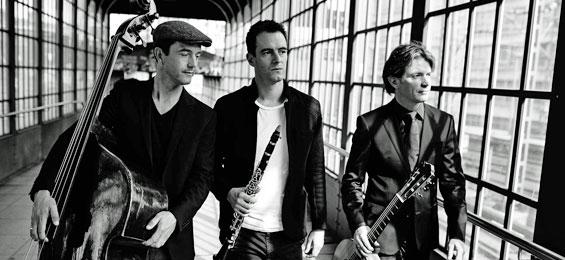 David Orlowsky Trio – Eine Ehrung an den Klezmer