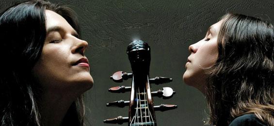 Gambenmusik mit Hille und Marthe Perl: Musikalische Kontemplation