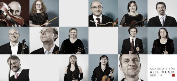 Akademie für Alte Musik - Kristof Fischer