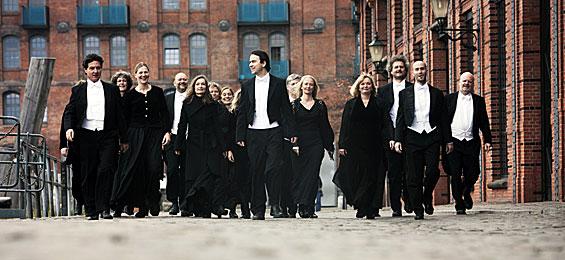 NDR-Chor A Quattro Chori  Wenn der Klang den Raum erobert