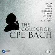 The Collection CPE Bach.