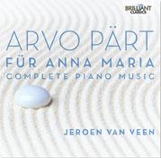 Arvo Pärt - sämtliche Klaviermusik