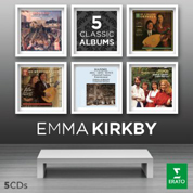 Emma Kirkby – 5 Classic Albums