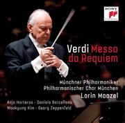 Maazel dirigiert Verdi CD-Cover