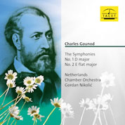 Cover Charles Gounod The Symphonies