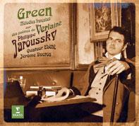 Philippe Jaroussky: Green - Mélodies françaises sur des poèmes de Verlaine
