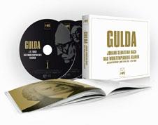 Friedrich Gulda: Johann Sebastian Bach
