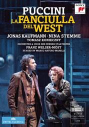 Kaufmann La Fanciulla del West