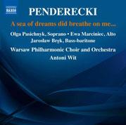 Penderecki Cover