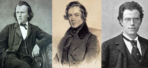Brahms – Schumann – Mahler: Piano Quartets