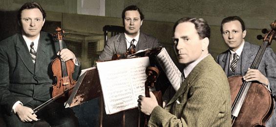 Adolf Busch & Busch Quartet