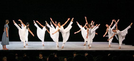Weihnachtsoratorium. A Ballet by John Neumeier