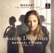 Cover Devieilhe - Mozart
