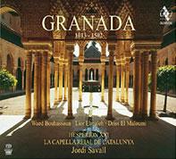 Saval Granada Cover