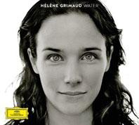 """Hélène Grimaud: """"Water"""" Cover"""