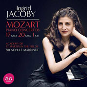 Cover Jacoby - Mozart