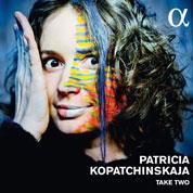 Patricia Kopatchinskaja Cover zu Take Two