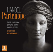 Partenope Cover