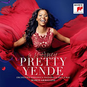 Pretty Yende A Journey Cover