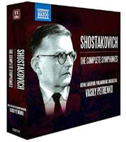 Dmitri Dmitrijewitsch Schostakowitsch – Fünfzehn Sinfonien