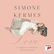 Simone Kermes: Love – Cover