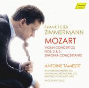 Cover Zimmermann - Mozart
