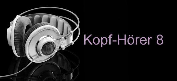 Kopfhörer 8