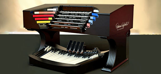 Cameron Carpenter Ist das die Orgel der Zukunft?