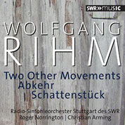 Wolfgang Rihm - Cover