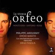 Philippe Jaroussky - Orfeo - Cover