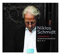 Niklas Schmidt spielt die Cello-Suiten von Bach 1