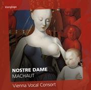 COVER Vienna Vocal Consort Nostre Dame