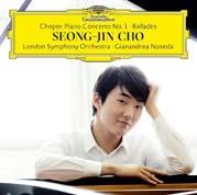 Seong-Jin Cho Cover