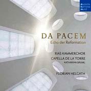 Da Pacem - Cover