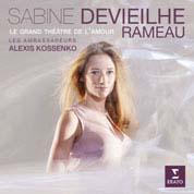 Devieilhe Rameau Cover
